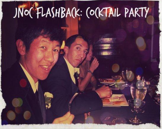 JNOC Cocktail Party