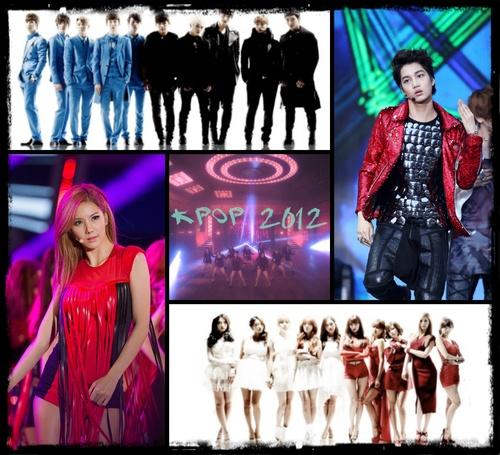 TopKpop2012