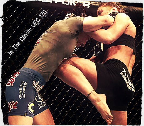 In The Clinch UFC 170