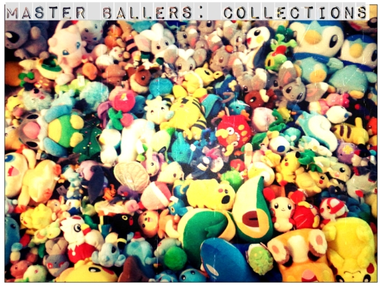 Master Ballers Collections