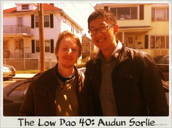 The Low Dao 40 Audun Sorlie
